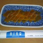 10008250 -  下仁田では喫茶店で蒟蒻の味噌漬けが食えます☆