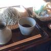 そば家 和味 - 料理写真:野菜天ぷらせいろ