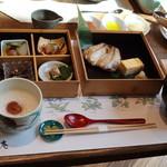 別邸 仙寿庵 - 朝食(和食)