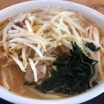 鷹乃巣 - 料理写真:みそラーメン730円