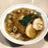手打ちそば 極楽乃 - 料理写真:おそば屋さんの「中華そば」