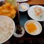 台湾料理 福都 - エビマヨランチ