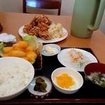 台湾料理 福都 - 全部揃いました
