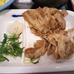 松屋 - 豚バラ焼肉(2019年1月14日撮影)