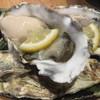 魚蔵 ねむろ  - 料理写真:厚岸産 生牡蠣 カキえもん