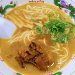 徳島ラーメン 麺八 - 徳島ラーメン