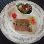 セルフィーユ - 10月22日の前菜