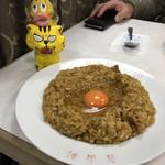 100090540 - 名物カレー750円(税込)