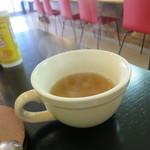 メイ キッチン カフェ - スープ(2019年1月)