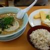 ファミリーレストラン ホリエ - 料理写真:クリームコロッケ定食。