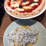 Italian Kitchen VANSAN - ピザとかしっかりフルサイズだし