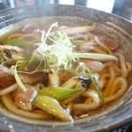 うどん松もと - 料理写真: