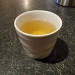 本場韓国料理 沙蘭蛮 - お茶