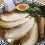丸源ラーメン - チャーシュー麺