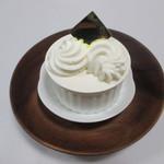 パティスリー リエノワ - レアチーズケーキ