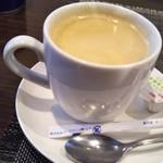 洋食カフェ もみじ堂 - モーニングのコーヒー
