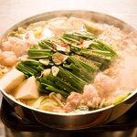 八慶 - もつ鍋の王道しょう油もつ鍋、濃くのある味を堪能して下さい