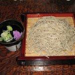 山法師 - 蕎麦大盛り900円
