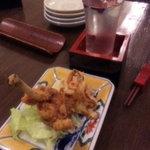 Tachibana - 手前のお皿が突き出し