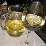 チュカテ - 白ワインデキャンタ