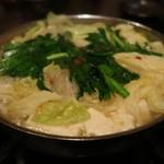 Hakatamotsunabeikkyuu - 野菜がしんなり、食べ頃かな?