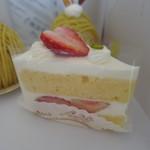 100109149 - いちごのケーキ