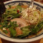 瀬佐味亭 - 金の担担麺