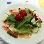 パズルドット - ランチのサラダ