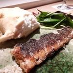 うなぎ時任 - 鰻の塩釜焼き