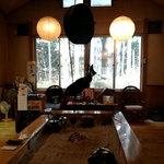 深山茶屋 -