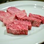 みょうが屋 - 料理写真:☆宮崎牛(塩物)