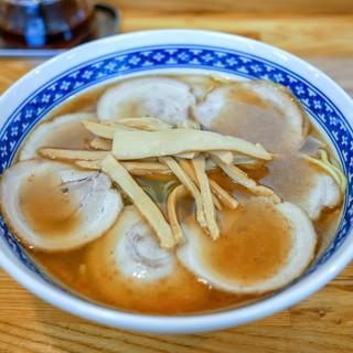 富滋味 - 料理写真:■煮豚麺(梅)1000円