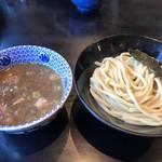 つけ麺無心 - 豚骨つけ麺(並)