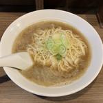 自家製麺 伊藤 - 中華そば 中(700円) 2019.1
