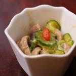 割烹 宗よし - 料理写真:胃袋酢味噌和