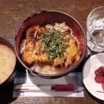 100115062 - 鶏照り焼き丼 550円