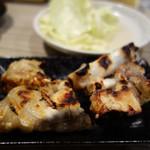 ICHI  - 豚足の豚足焼き。
