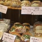 Honey - バンズに挟まれた甘いパンたち