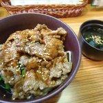 10012355 - スペシャル丼¥900