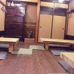 10012640 - 奥のお座敷。テーブル席もたくさんありました。