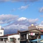 100120744 - 富士山キレイでした☆彡