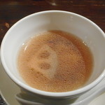 ロウホウトイ - 乾燥タコと蓮根のスープ