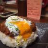 ちぃりんご - 料理写真:キーマカレー