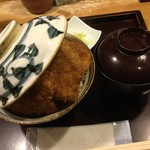 100127644 - 新潟カツ丼 タレカツ 登場シーン