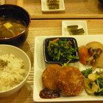 Cafe Slow Osaka - 本日の献立