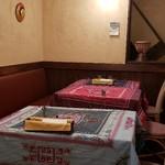 カレー&バイキング アンナプルナ - この日のディナータイムは空いてました