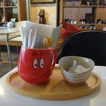 Cafe chez Maman - 料理写真:シュガー&ミルク