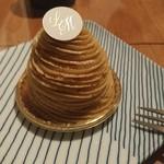 ル マグノリア - 料理写真:もんぶらん