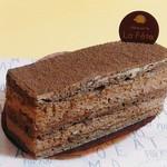 パティスリー ラ フェット - 料理写真:ショコラフェット
