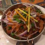 インド料理夢タージマハール吉祥寺 - ひよこ豆のカレー